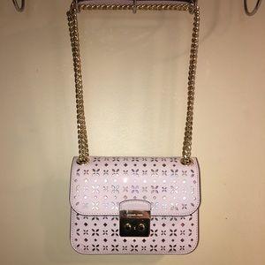MK Pink Cross body purse